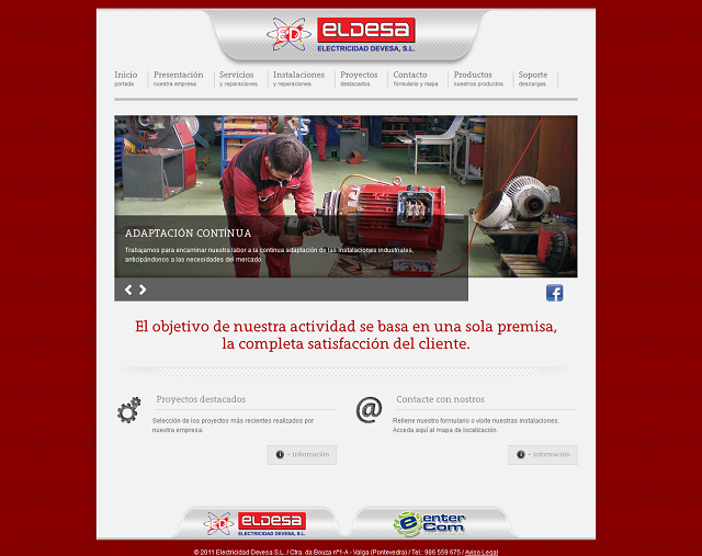 web_eldesa